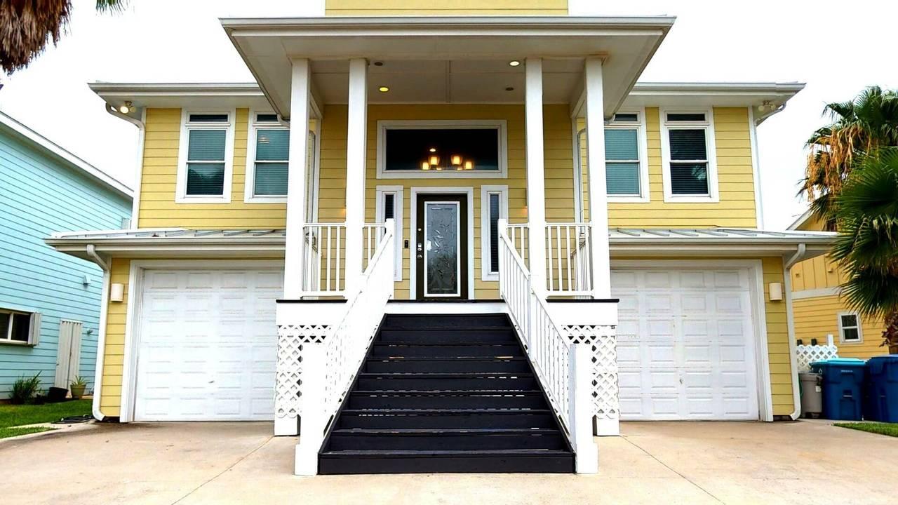 port aransas beach house rental