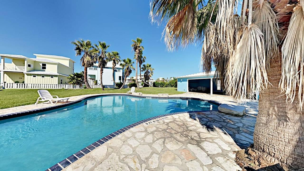 beach rentals in port aransas texas