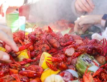crab boil port aransas