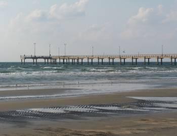 fishing pier port a
