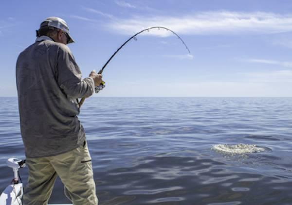 sport fishing port a texas
