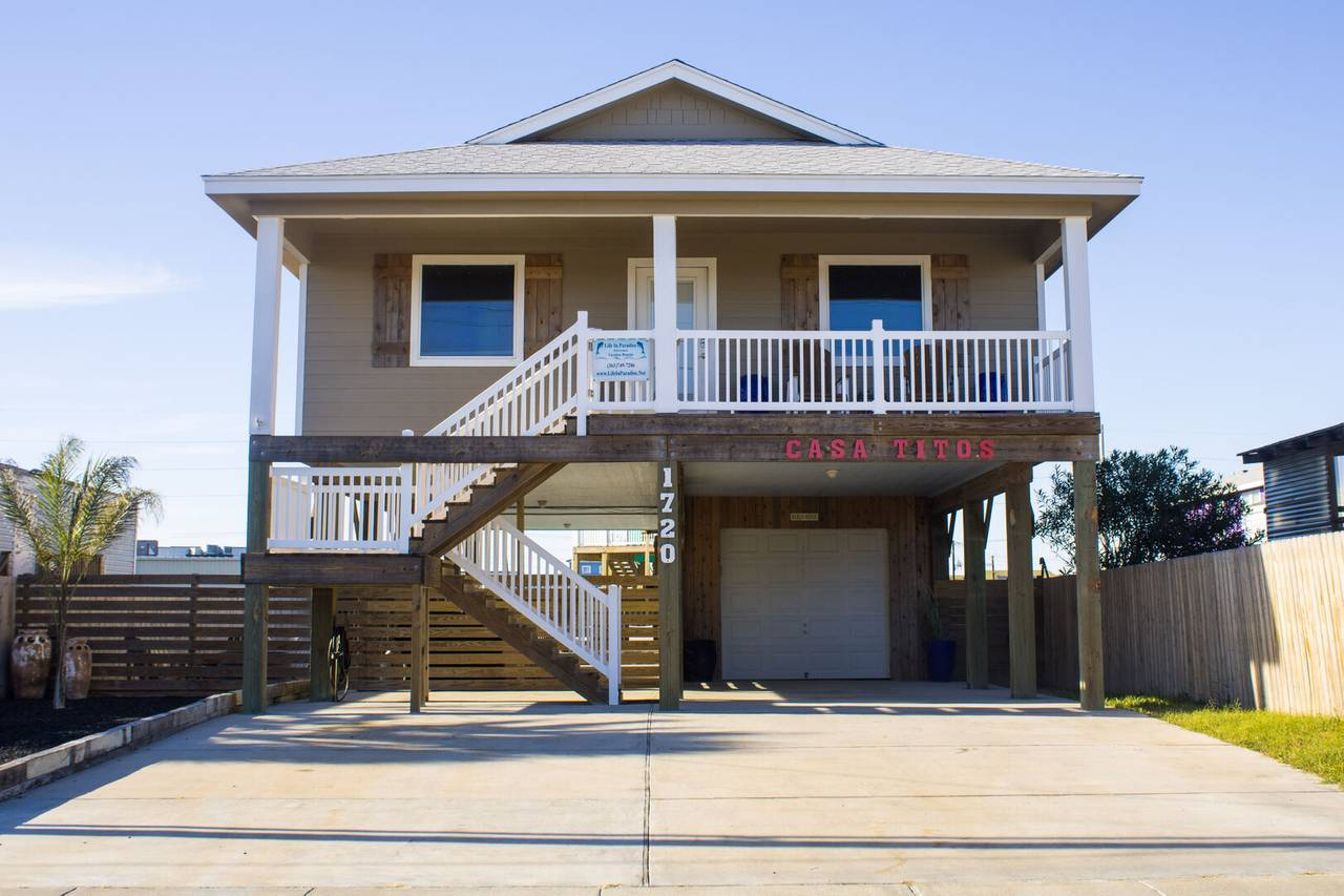 beach rentals port aransas for families